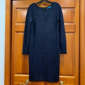 Alice and Olivia gorgeous sweater dress